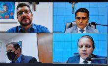 Denúncias levadas à CPI da Covid são o tema do debate entre parlamentares
