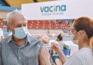 Prefeitura avança na aplicação de segunda e terceira dose da vacinação contra Covid-19